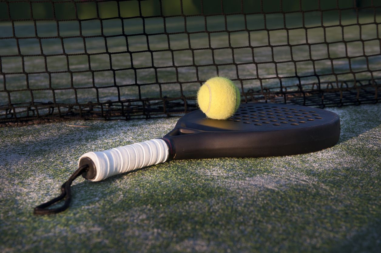 First Ever National Study Shows Majority Of Paddle Tennis