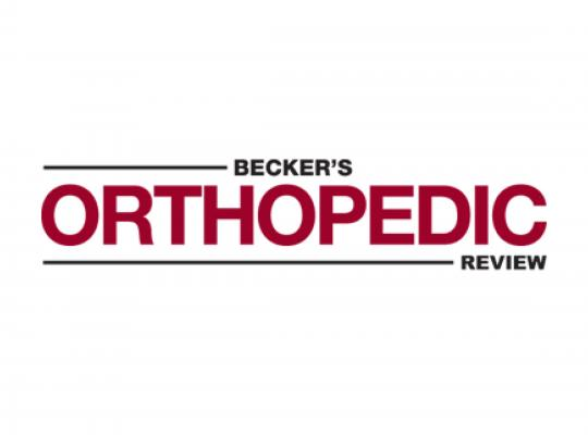 becker's orthopedic review