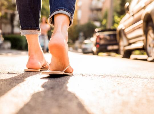 Are your summer shoes hurting your feet?