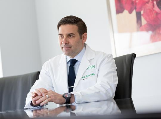 Richard A  Berger, M D    Midwest Orthopaedics at Rush