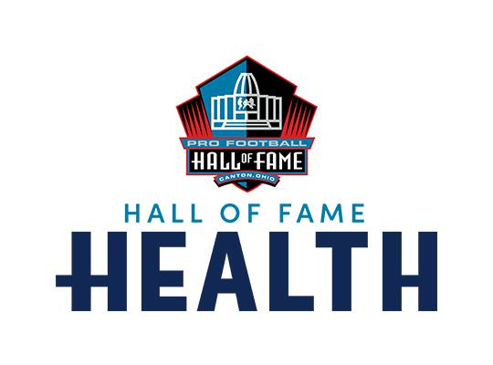 hall of fame health logo